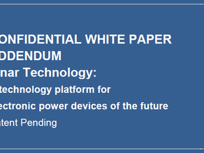 White Paper ADDENDUM: The mechanical properties of Finar Buffer.