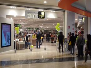 CONTE - Biella Scarpe Grand Opening!
