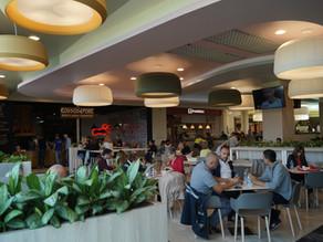 La Gustaria - a Bigger Better Foodcourt at Galleria Boromea