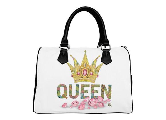 Fairlings Delight's Royal Collection- Nubian Queen 53086a Boston Handbag