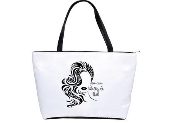 FD's Black is Beautiful Collection-Classic Shoulder Handbag 53086BBCCSH16