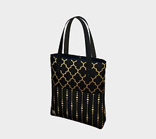 Fairlings Delight's Art Deco Tote Bag