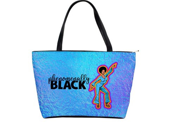 FD's Black is Beautiful Collection-Classic Shoulder Handbag 53086BBCCSH7