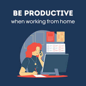 No WFH Motivation? Work Here To Increase Productivity by 300% (Especially If You're Renting A Room)