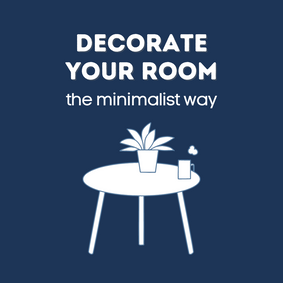 5 Best Ways to Decorate a Minimalist Styled Room in 2021