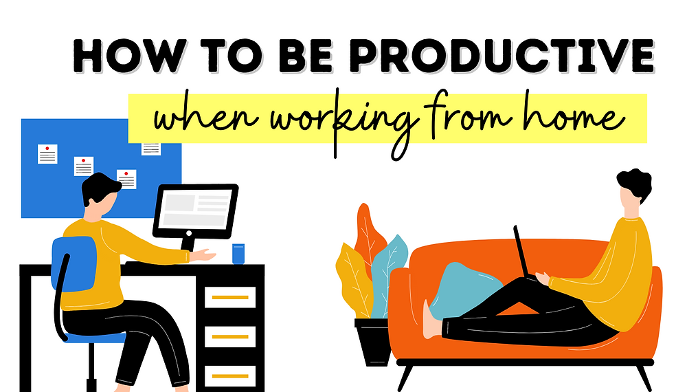 how to be productive when working from home in Malaysia during COVID19 pandemic and rent room is the best solution to increase productivity and motivation when work