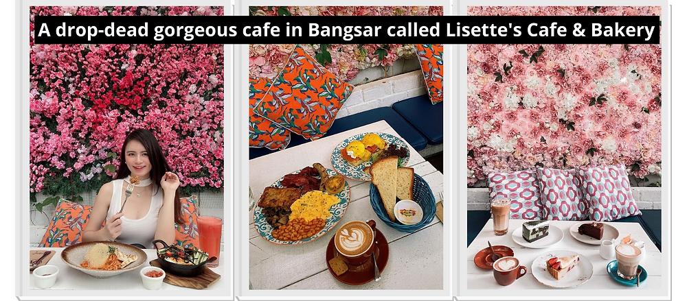 aesthetic, instagram cafe in bangsar, lisette's cafe & bakery