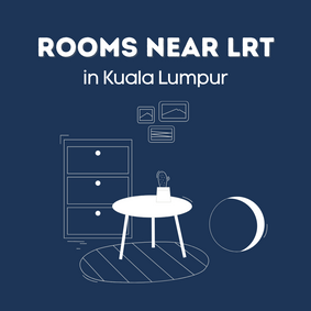 Stunning, Affordable Rooms Near LRT in Kuala Lumpur? Utopia Has Everything You Need
