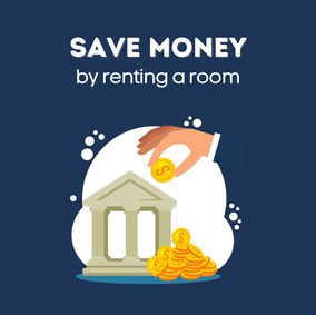 Wondering How You Can Save RM6000+ By Renting A Room? Read This