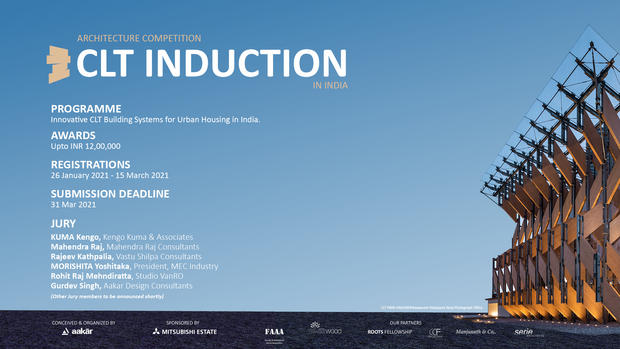 CLT Induction - Introducing Cross Laminated Timber in India