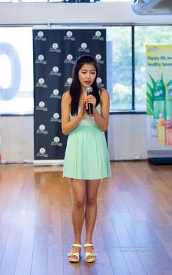 Tian Liu Vocal Performance