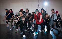 ENI-G - Showcase rehearsal