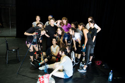 Kim Swag - Rehearsal review