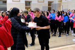 Choreographer Choi YoungJun Birthday