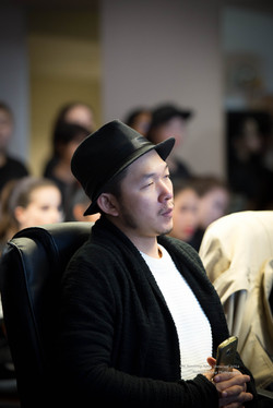 Trainer Kim