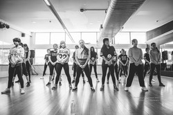 Faster than the Beat Rehearsal