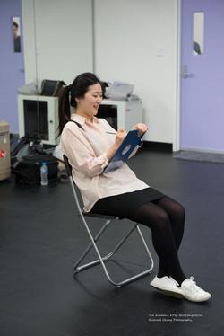 Trainer Sarah - Acting class