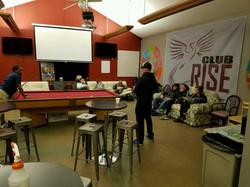 Club RISE Big Room