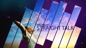 WAI-IAM in StraightTALK