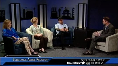 HOMTV OpenLine Substance Abuse Part 1