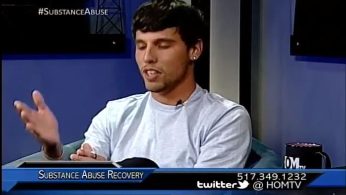 HOMTV OpenLine Substance Abuse Part 2