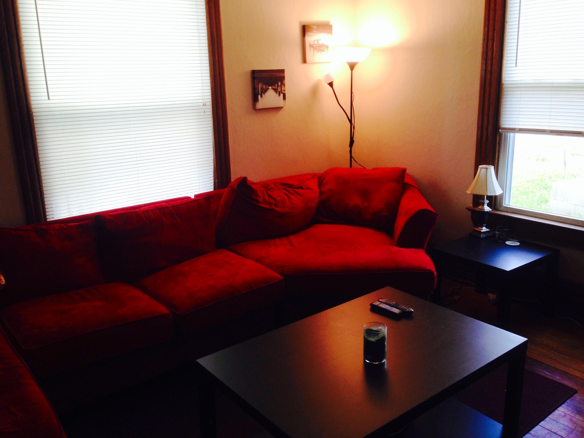RISE Living Room