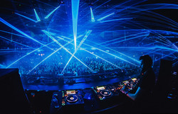 Club Private Event Laser Lights Special
