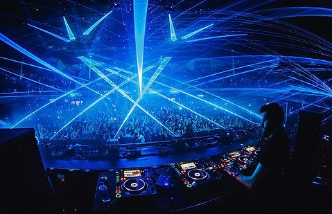 Club Private Event Laser Lights Las Vegas NV