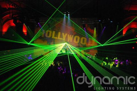 Revolution Hall Concert Laser Lights Portland Oregon