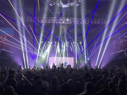 Stage AE Concert Laser Light Show
