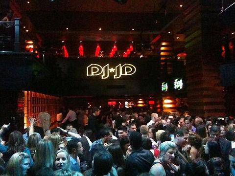 Club DJ Speical Event Laser Logo LA