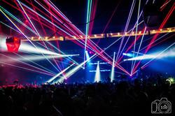Maine State Pier Special Event Laser Lig