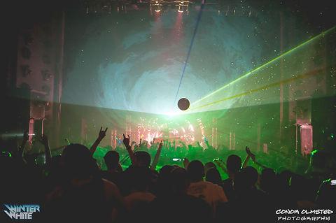 The Fillmore San Francisco Epic Concert Laser Light Show