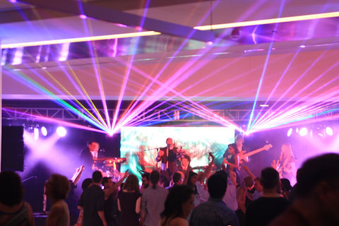 Special Event Lasers Corperate Private Party New Hampshire
