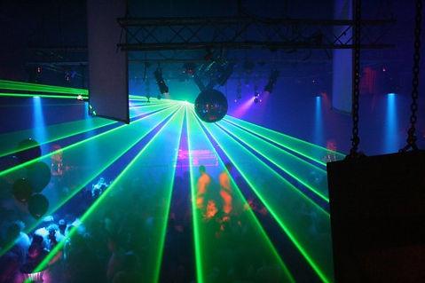 Special Event Laser Show Nebraska
