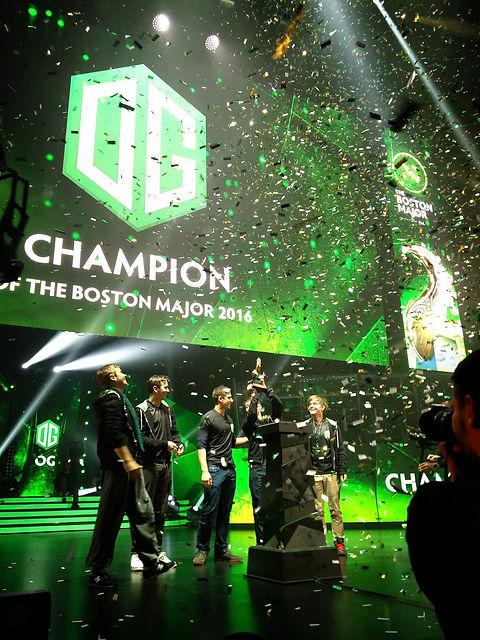 Boston Confetti Gaming e-sports