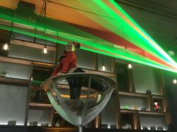 Laser Performer Atlanta Georgia