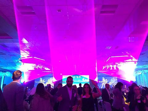 Special Event Laser Show Detroit, MI
