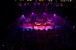 Concert Laser Light Shows at San Jose Ci