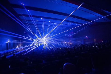 Corperate Private Party Speical Event Laser Light Show