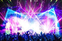 Exciting Concert Lighting COncert Laser
