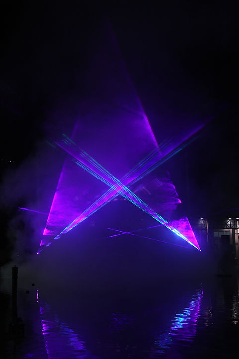 Special Event Laser Lights Show Chicago, IL