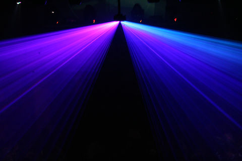 Civic Speical Events Laser Light Show Maine