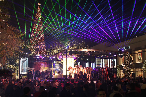 Outdoor Town Speical Event Laser Show