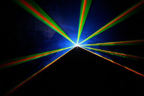 San Jose CA Special Event Laser show