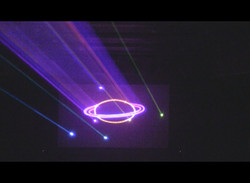 Special Event Laser Light Show for Corpe