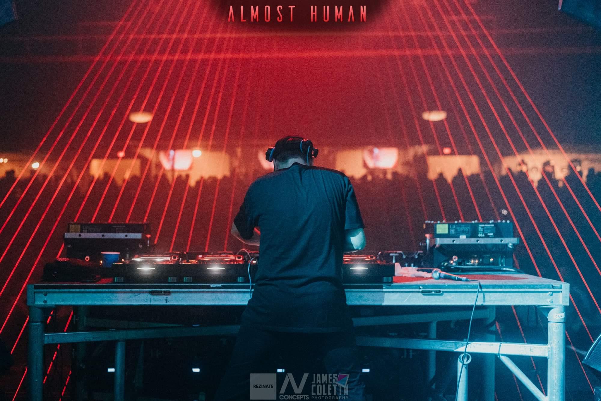 The Vogue Laser Lights for EDM Concert I