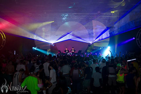 The Rave Concert Laser Light Show in Milwaukee