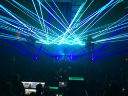 Express Live! Laser Lights