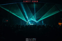 Special Event Laser Show for Private Par